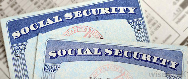 Amerika -Social-security-number