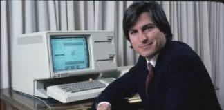 Apple Lisa ve Steve Jobs