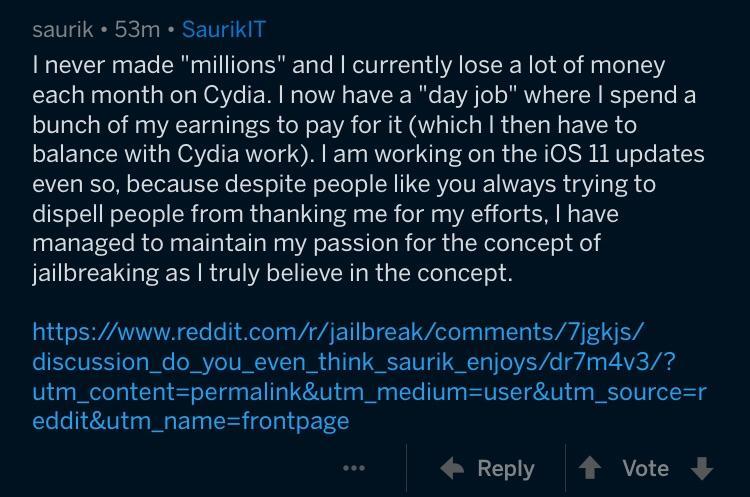 Saurik-Cydia-iOS-11