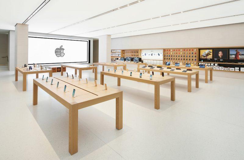 Apple avusturya mağazası hakkında açıklama yaptı1