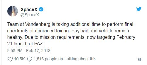 SpaceX hızlı internet için devrede1