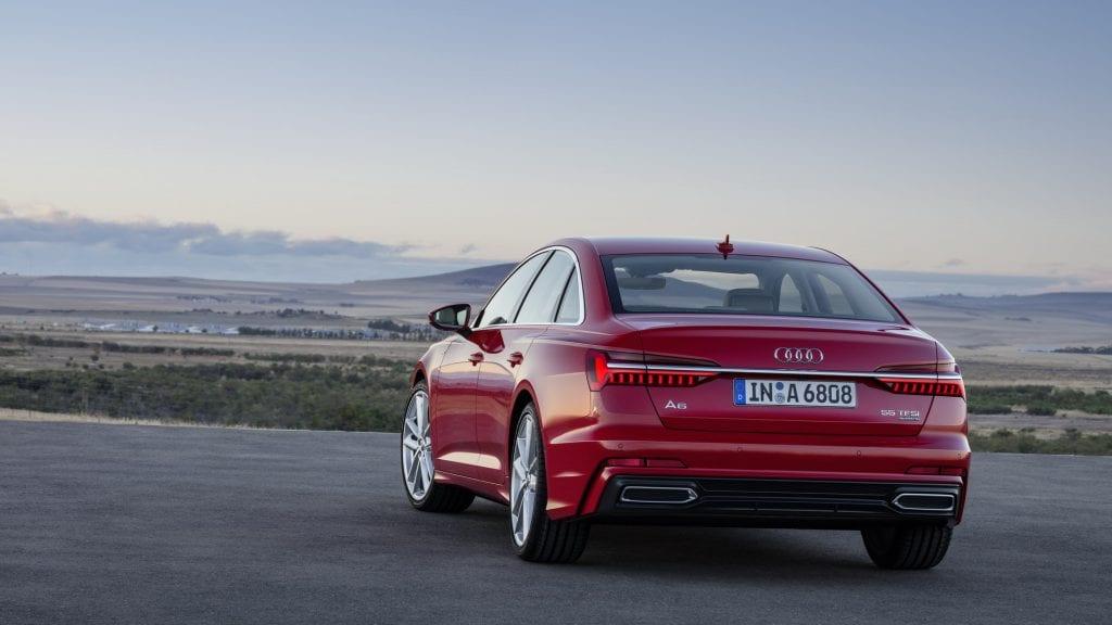 Yeni Audi A6 bu sefer çok iddialı geliyor!2