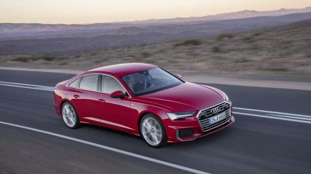 Yeni Audi A6 bu sefer çok iddialı geliyor!3