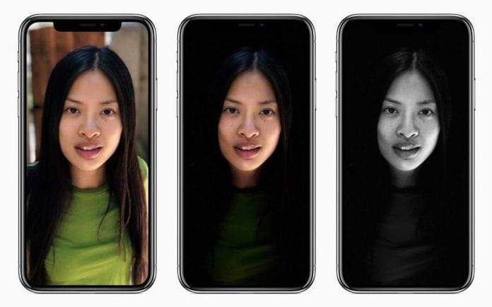 iphone portre