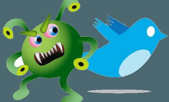 twitter-virus
