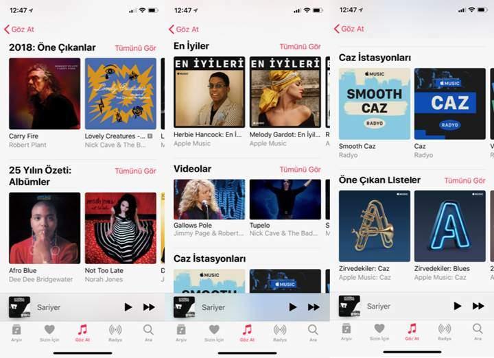 Caz Festivaline Özel Apple Music İçerikleri