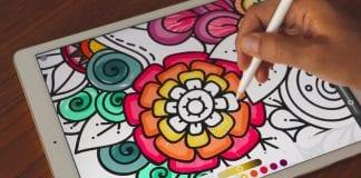 [29.06.2018] Günün Uygulaması: Pigment Yetişkinler için Boyama Kitabı