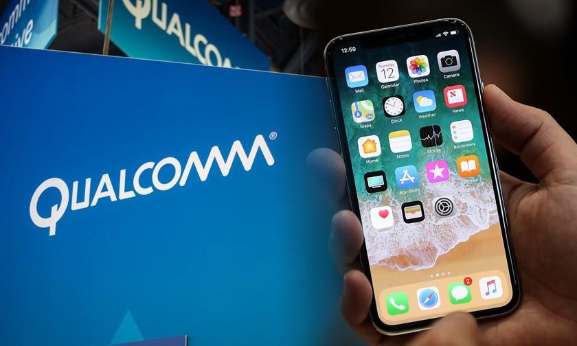 Apple'ın Qualcomm ile Patent Mücadelesi