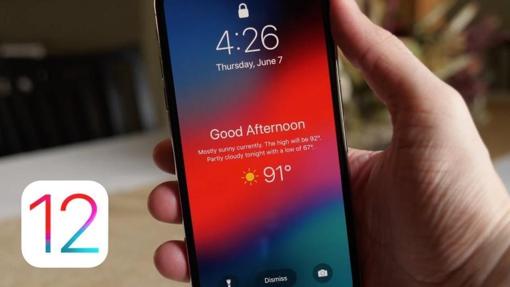 Kilit Ekranına Hava Durumu Ekleme - iOS 12