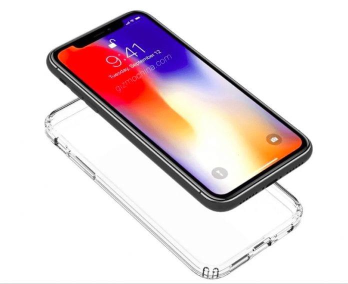 iPhone 9 Kılıfıyla Göründü!