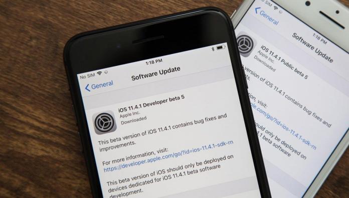 iOS 11.4.1 Çıktı! Tüm Yenilikler