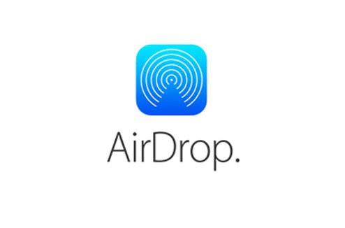 AirDrop Dock'a Ekleme Yöntemi