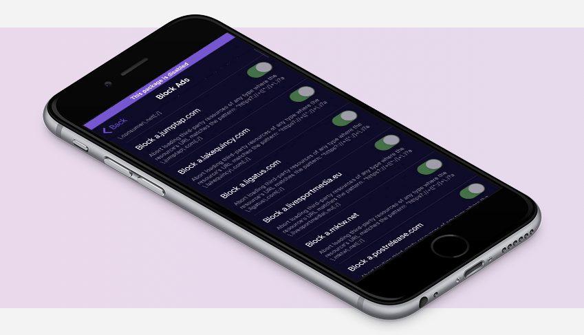 En İyi AdBlock Uygulamaları - iOS