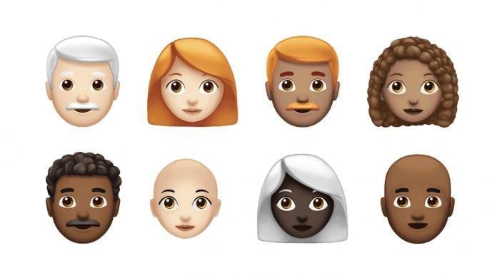 iOS ve macOS için Yeni Emojiler Eklendi!