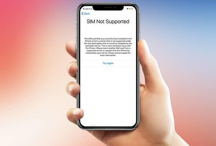 SIM Kilitli iPhone'a Çözüm!