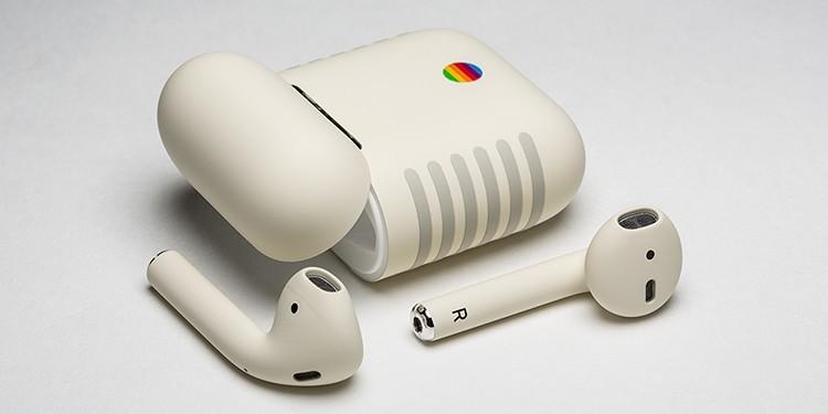 Özel Tasarım AirPods Retro