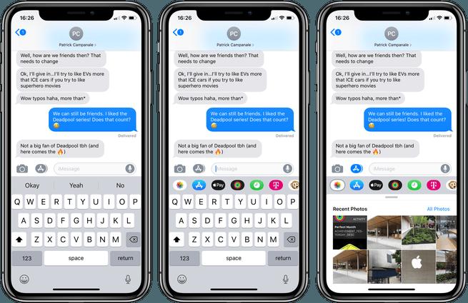 Fotoğraf Gönderimi iOS 12 ile Değişecek!