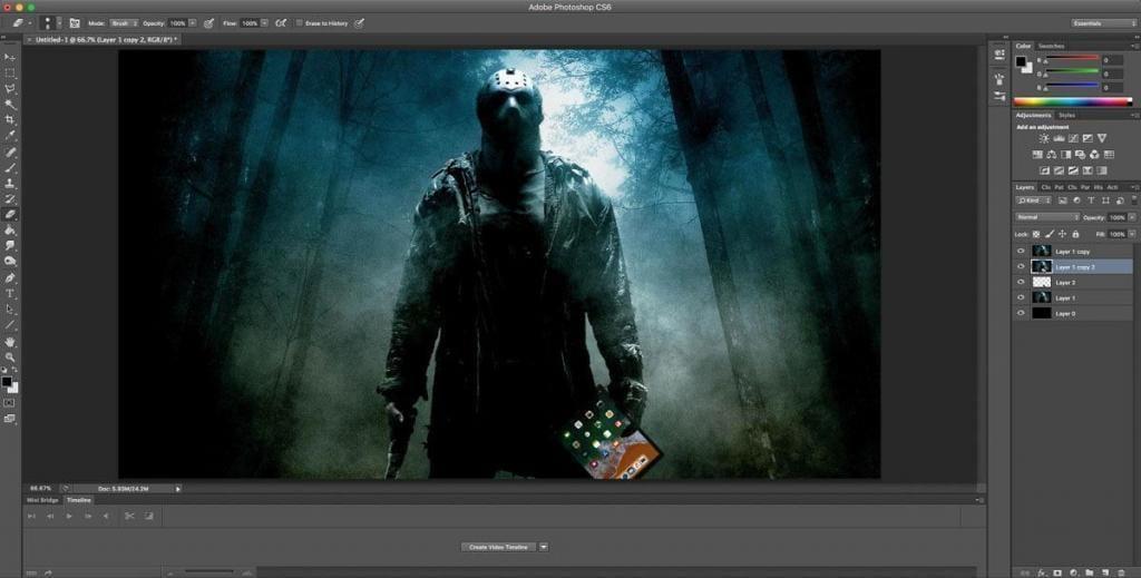 iPad'e Tam Sürüm Photoshop Geliyor!