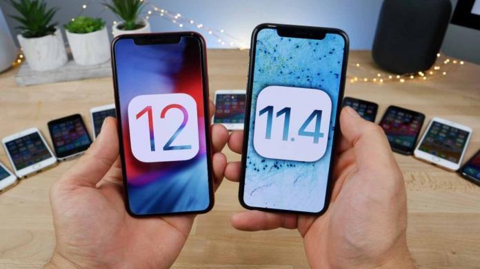 Tüm iPhone Modelleri için iOS 12 – iOS 11.4 Karşılaştırması