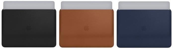 MacBook Pro için 1.150 Liralık Deri Kılıf!