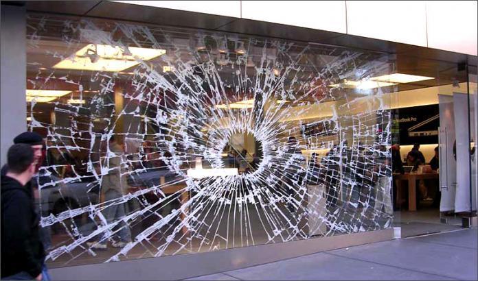 Yine Bir Apple Store Soygunu!