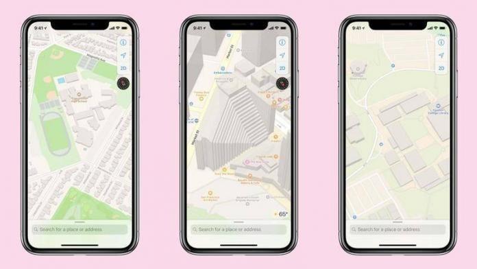 Apple Harita Uygulamasına Gelmesi Gereken Özellikler