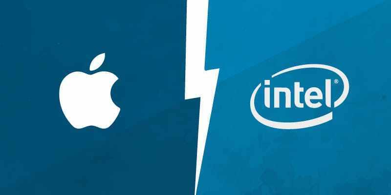 Apple ve Intel İş Birliği Olacak Mı?