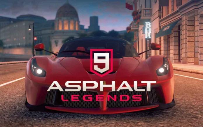 Beklenen Oyun Çıktı! Asphalt 9: Legends