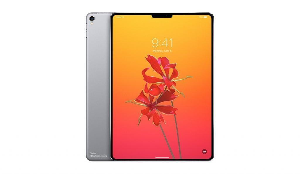 Face ID Bulunan iPad Kesinleşiyor!