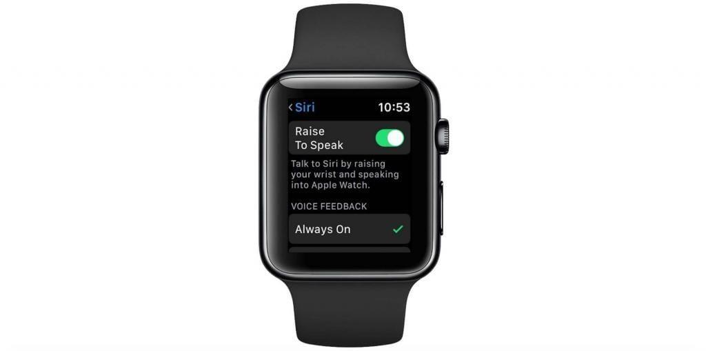 Artık Hey Siri! Demiyoruz - watchOS 5