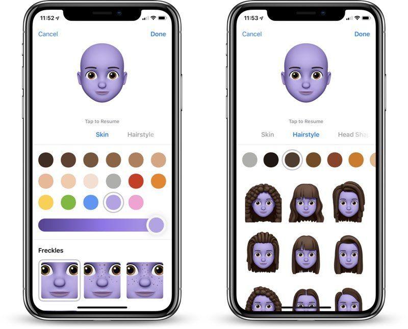 Memoji Kullanım Rehberi - iOS 12