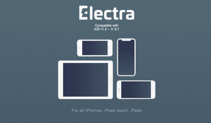 iOS 11.3.1 Jailbreak Çıktı! Electra Jailbreak İndir