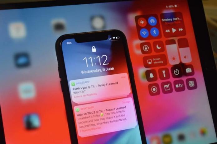 Yeni Bildirim Sistemini Kişiselleştirme – iOS 12