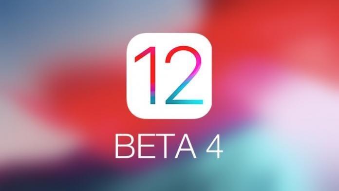 iOS 12 Beta 4 Çıktı!