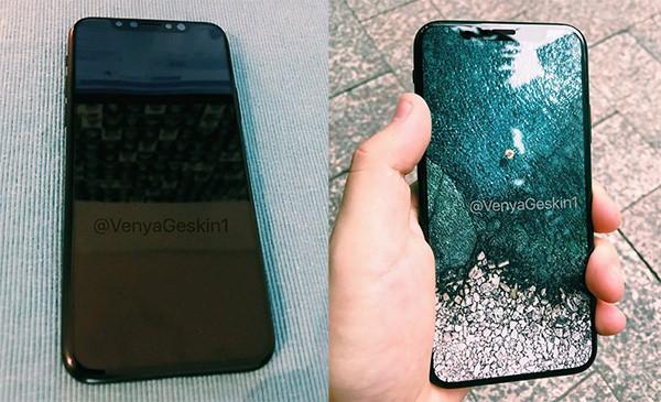 Maket 6.1 inç iPhone 9 ve 6.5 inç iPhone X Plus Videosu