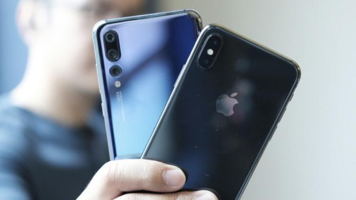Huawei, Apple'a Yetişiyor!