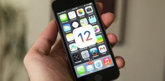 iOS 12 Eski iPhone Modellerini Hızlandıracak