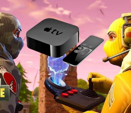 Fortnite Apple TV'ye Gelecek Mi?