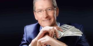 Tim Cook Apple Hisselerini Sattı!