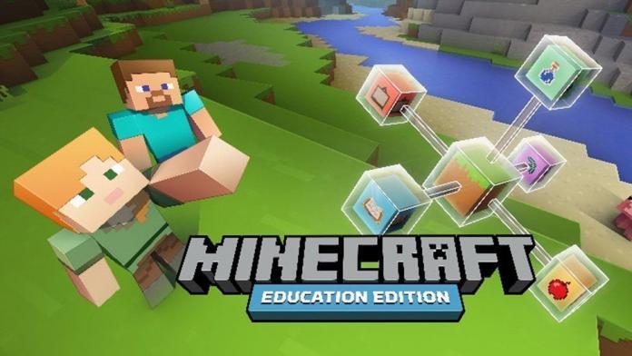 iPad için Minecraft Eğitim Sürümü