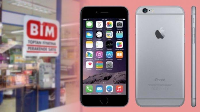 BİM'de iPhone 6 Satılacak!