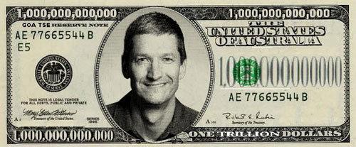 Dünyanın İlk ve Tek 1 Trilyon Dolarlık Şirketi: Apple!