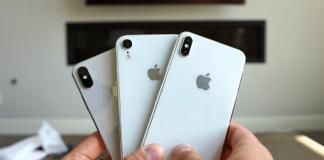 Karşınızda iPhone X Plus ve iPhone 9