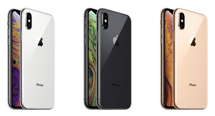 iPhone XS - XS MAX