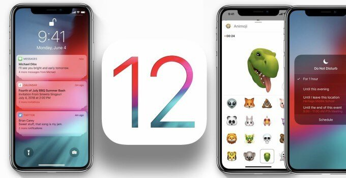 iOS 12.1 Beta 1 Çıktı!