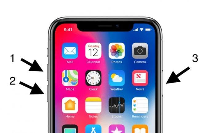 iPhone XS, iPhone XS Max ve iPhone XS Max Nasıl Yeniden Başlatılır?