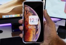 iOS 12.1 Beta 3 Çıktı!