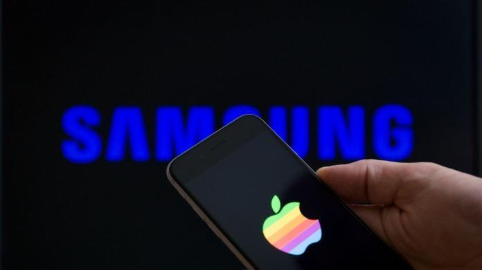 samsung-iphone-x-kullanan-marka-elcisine-dava-acti
