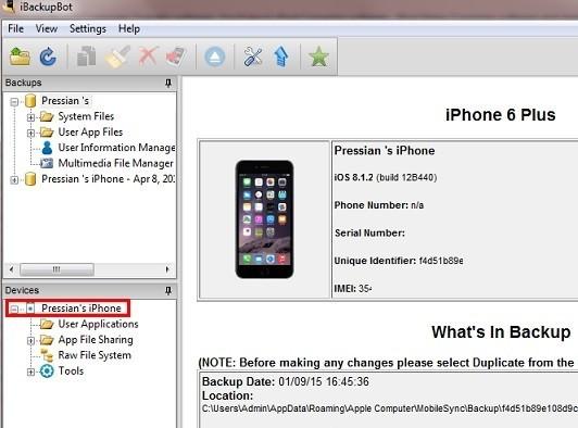 iPhone pil ömrünü öğrenme