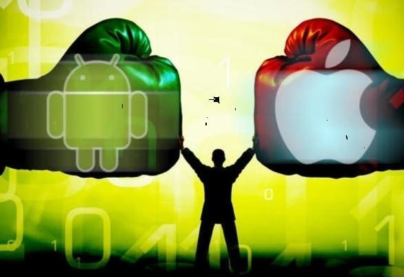 Android kullanım oranı iOS 12′ ye yetişemedi